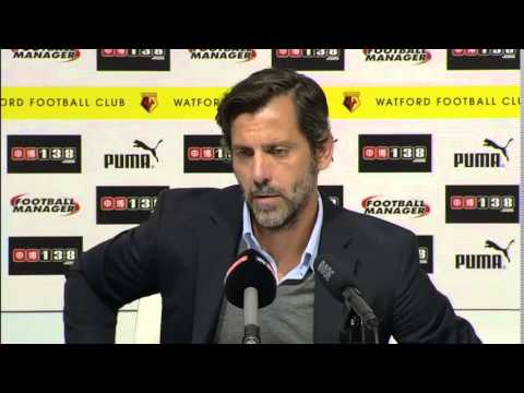 Quique Sanchez Flores And Tony Pulis React After Watford-West Brom Draw