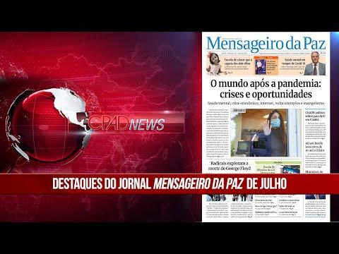 Boletim Semanal de Notícias - CPAD News 177