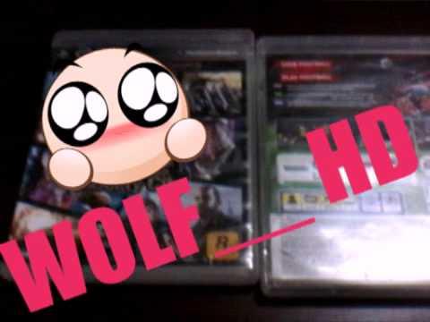 فلوق عن قناة WOLF__HD (видео)
