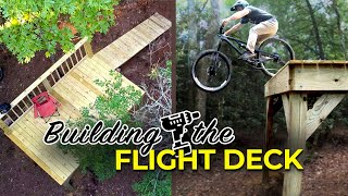 Building and Riding the Backyard