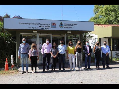 Provincia acompañará el cultivo de Cannabis medicinal en el INTA