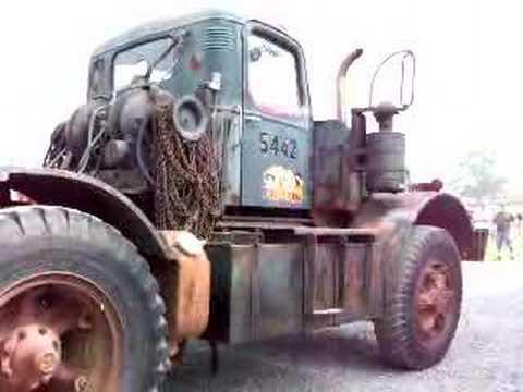 Грузовики Mack Truck Show