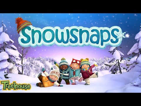 SNOWSNAPS ❄️⛄️⛸   NEW SERIES WEEKENDS @ 11:40am & 4:05pm ET