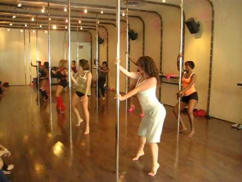 Pole Dance Class - Raindrops By Jeremih