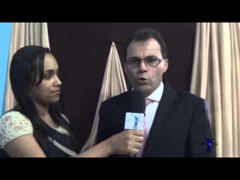 Entrevista com o Irmão Ronaldo Ferreira no Jubileu de Ouro em Brejo M. Deus