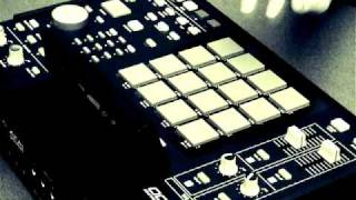 Video MPC live beat