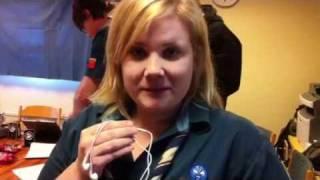 Maria Johansson Distriktsordförande I Sörmland (svenska Scoutförbundet)