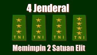 Video 4 Jenderal ini pernah memimpin 2 satuan Elit TNI AD Kopassus dan Kostrad MP3, 3GP, MP4, WEBM, AVI, FLV November 2018
