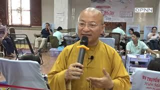 Hiến máu nhân đạo lần thứ 17 tại chùa Giác Ngộ 02-06-2018