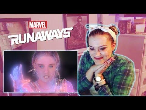 "Runaways Season 1 Episode 10 ""Hostile"" REACTION! (Season Finale)"