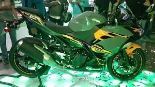 8. Kawasaki Ninja 400 2020 ||Walkaround||