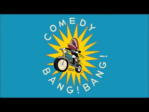 Comedy Bang Bang - Bjork Sings Silent Night