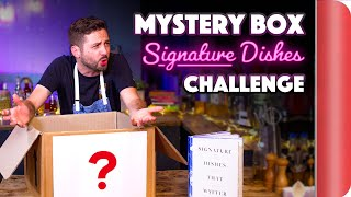 Mystery Box Challenge | Recreating Famous Signature Dishes: Omelette Arnold Bennett by SORTEDfood