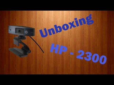 Video UNBOXING HP 2300 - La webcam definitiva! download in MP3, 3GP, MP4, WEBM, AVI, FLV January 2017