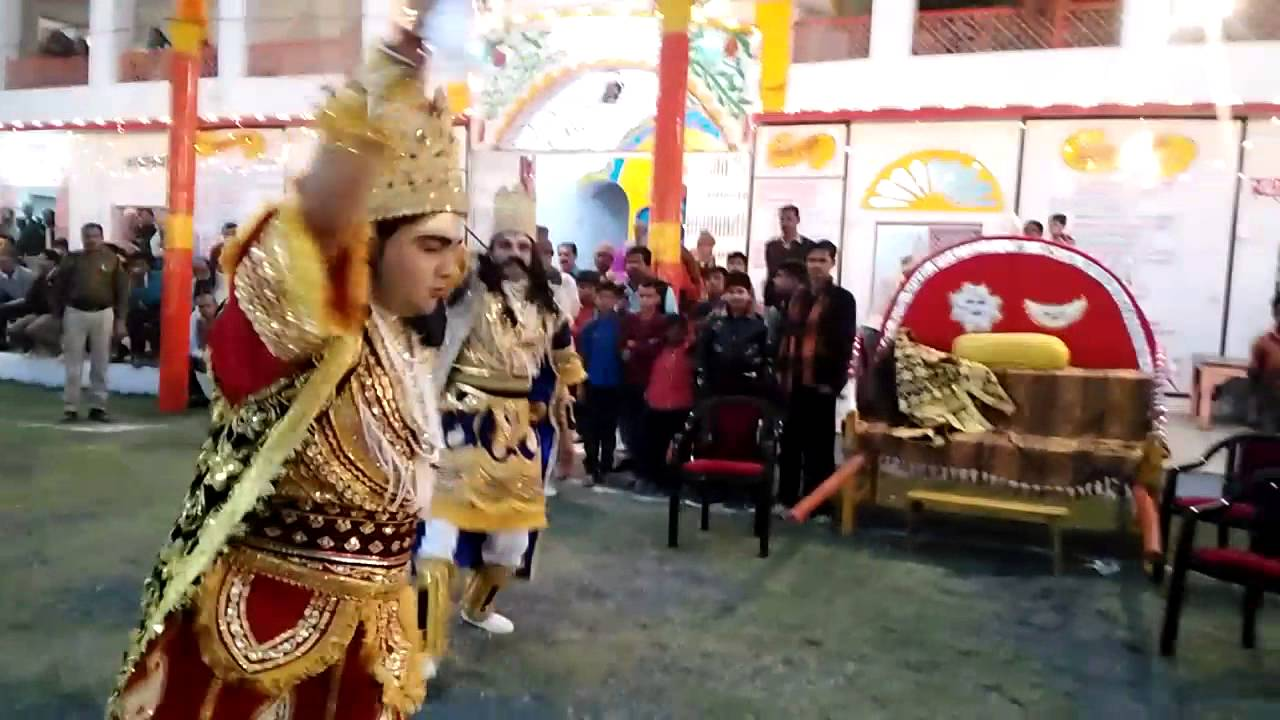 Shree Ramleela, Vidisha (MP) 2016-VIDEO (17/01/2016)