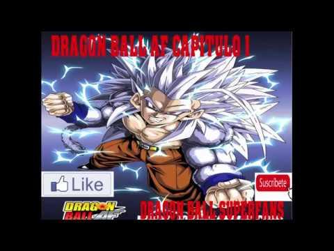 Ver DRAGON BALL AF CAPITULO 1 VEGETA SUPER SAYAYIN FASE 3 en Español Online