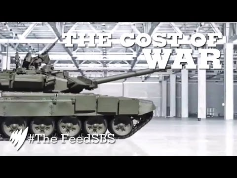The cost of war (The Feed)