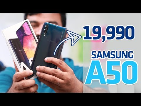 Samsung Galaxy A50 Malayalam Review
