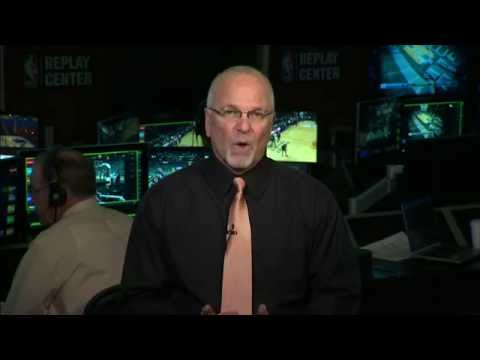 center - Joe Borgia, Senior V.P. of Replay and Referee Operations, discusses the NBA's brand new state of the art Replay Center and how it will improve the game. About the NBA: The NBA is the premier...