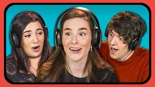 Video YOUTUBERS REACT TO TRY TO GUESS THE ENDING CHALLENGE #2 MP3, 3GP, MP4, WEBM, AVI, FLV Desember 2017