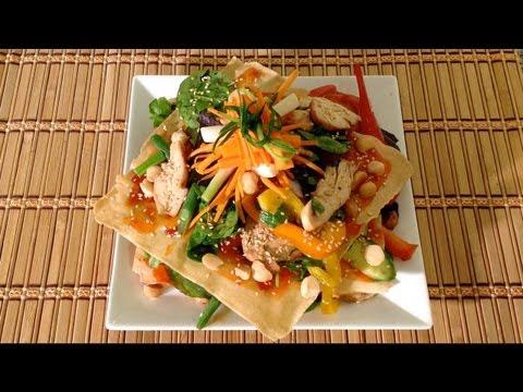 dressing for hawaiian chicken salad recipe
