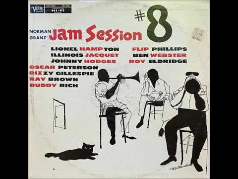 Norman Granz Jam Session #8 (Full Album)