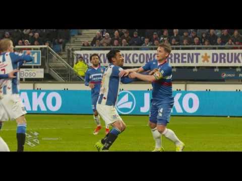 Clip SC Heerenveen - Willem II