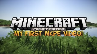 One Year YouTube Special: My First MCPE Video!