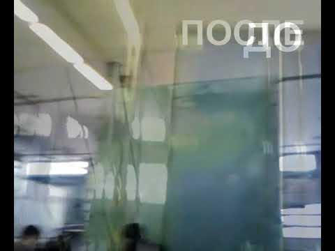 Задние распашные ворота на MAN Кавкаев Д.А. Пензатент г.Пенза