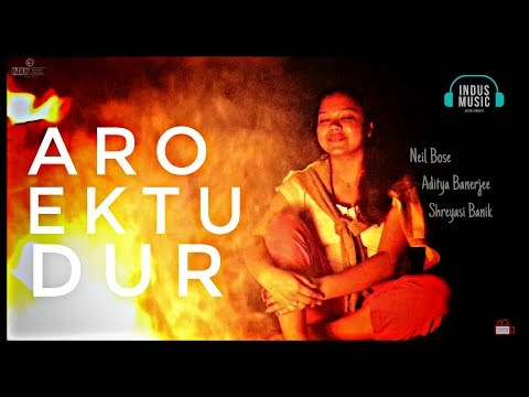 Aro Ektu Dur (cover) | Great Escape | Neil Bose | Shreyasi Banik | Aditya Banerjee | INDUS Music |