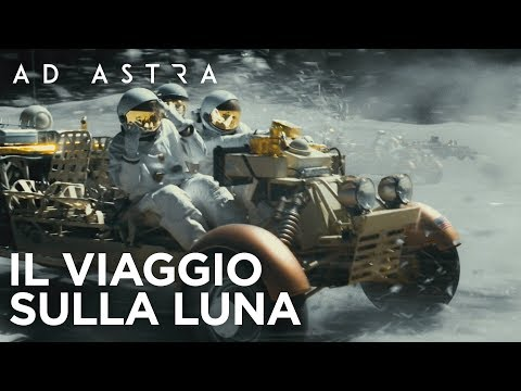 Preview Trailer Ad Astra, Clip Il viaggio sulla Luna