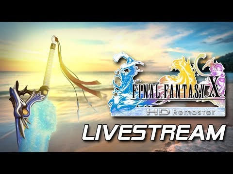 🔴 FINAL FANTASY X HD - Livestream zum Karfreitag!