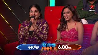 Are you ready to watch the GRAND FINALE of #BiggBossTelugu3?? Starts today at 6 PM