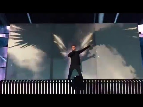 Sergey Lazarev - You are the only one  (Russia) Semi-FINAL EUROVISION 2016 Grand Final (видео)