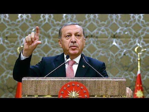 Ταγίπ Ερντογάν: «Η Δύση υποστηρίζει την τρομοκρατία και τους πραξικοπηματίες»