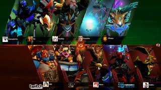 Mineski vs. Fnatic AMD SAPPHIRE Dota Pit SEA Minor Qualifier Game 2