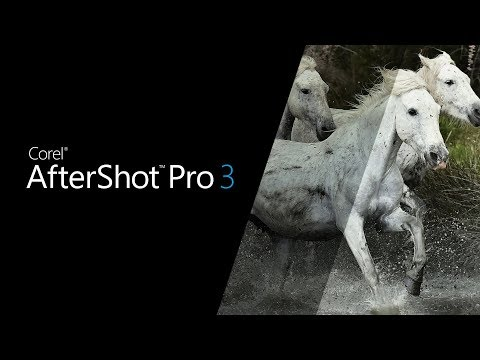 Introducing Aftershot Pro 3 - the world's fastest RAW photo editor