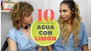 Los 10 beneficios del agua con limón que los médicos no te dicen Rosie does it all x Luna Rizada