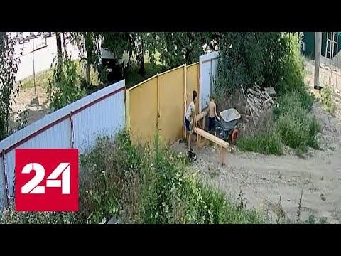 """Двое подростков совершили """"кражу года"""" на Кубани"""
