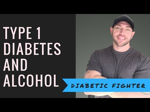 Type 1 Diabetes and Alcohol | Low Glucose Levels