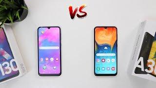 Samsung A30 Vs M30 Comparison I Samsung A30 Unboxing Hindi