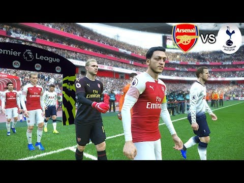 Arsenal vs Tottenham - Premier League 2 December 2018 Prediction