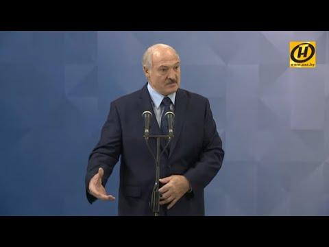 """Лукашенко отжигает! """"Путин объявил выходные, но труба-то работает – нефть и газ качаются!"""""""