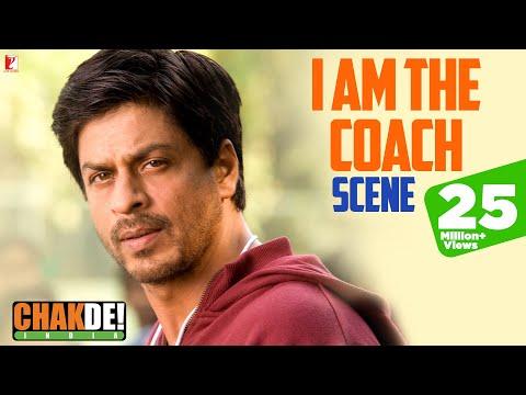 The Coach of India   Scene   Chak De India   Shah Rukh Khan