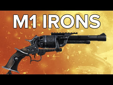 Advanced Warfare In Depth: M1 Irons Review (Free DLC Revolver Pistol & Variants)