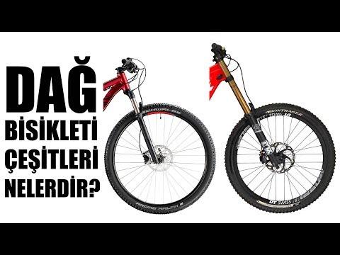 Dağ Bisikleti Çeşitleri Nelerdir? [4K]