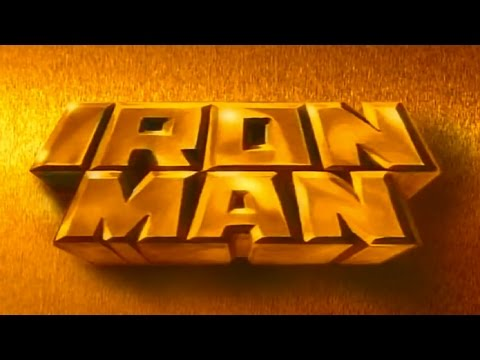 "Theme of ""Iron Man"" [1994-1996] ~ William Anderson (1-Hour Extended w/DL)"