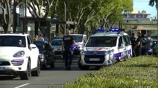 Video Intervention police suite à des rodéos lors d'un cortège de mariage - Nîmes MP3, 3GP, MP4, WEBM, AVI, FLV Juni 2017
