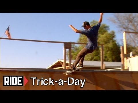 miniramp - Learn a new trick each and every day from top pros. You'll get step-by-step instructions on how to master every trick in skateboarding! Tune in seven days a ...