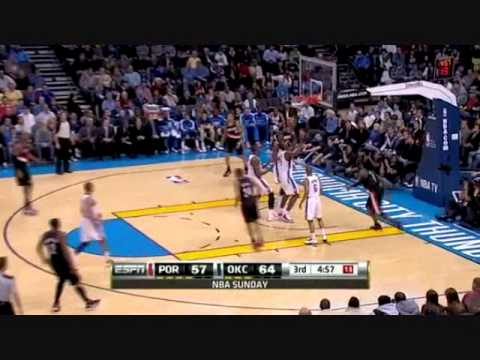 Gerald Wallace Highlights 2010-11